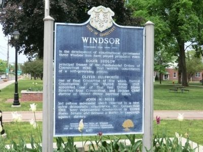 Windsor Marker-Side Two image. Click for full size.