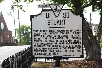 Stuart Marker Photo, Click for full size