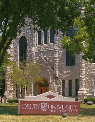 Drury University image. Click for full size.