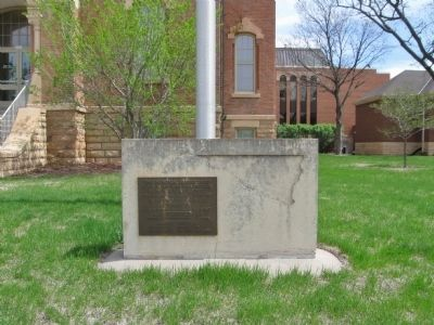 Nicollet County Veterans Memorial image. Click for full size.