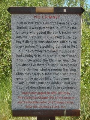 The Chimney Marker image. Click for full size.