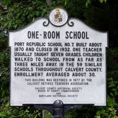 One-Room School image. Click for full size.