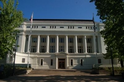 Plumas County Courthouse image. Click for full size.