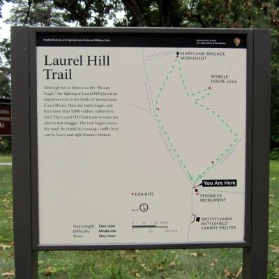 Laurel Hill Trail image. Click for full size.