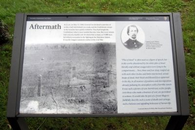 Aftermath Marker image. Click for full size.
