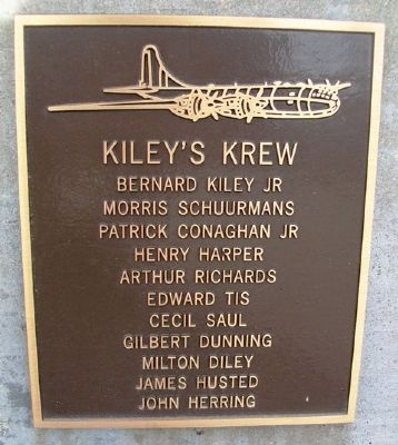 Kiley's Krew Marker image. Click for full size.