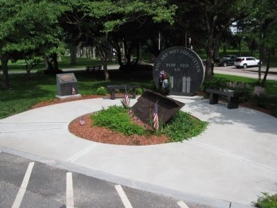POW*MIA 9-11 Memorial image. Click for full size.