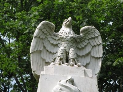 Spanish American War Memorial image. Click for full size.