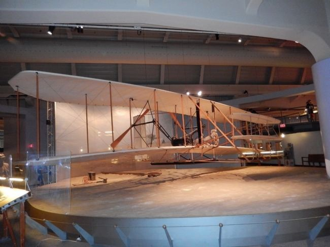 The Wright Flyer image. Click for full size.