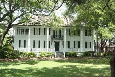 Kaminski House Museum as seen today.View from the Marker image. Click for full size.
