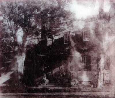 Dr. James Anderson House image. Click for full size.