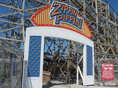 Zippin Pippin and Marker Photo, Click for full size