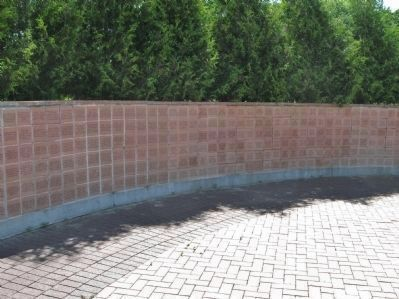 Memorial Wall Bricks image. Click for full size.