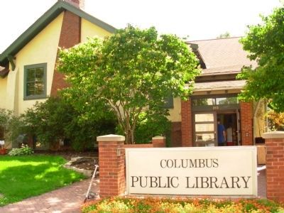 Columbus Public Library image. Click for full size.
