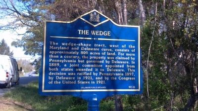The Wedge Marker image. Click for full size.