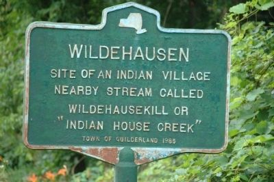 Wildehausen Marker image. Click for full size.