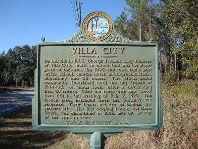 Villa City Marker image. Click for full size.