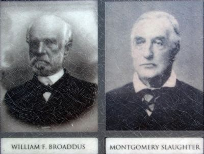 William F. Broaddus & Montgomery Slaughter image. Click for full size.