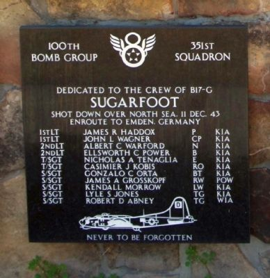 Crew of Sugarfoot Marker image. Click for full size.
