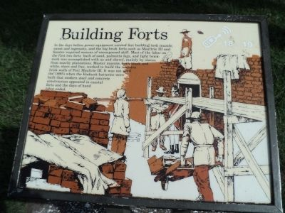 Building Forts Marker image. Click for full size.