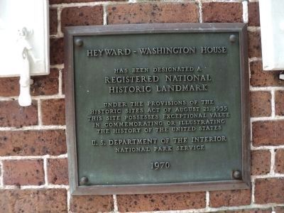 Photo Update - National Historic Landmark Marker Photo, Click for full size