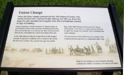 Union Charge Marker image. Click for full size.