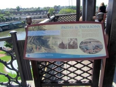Paths & Pavilions Interpretive image. Click for full size.