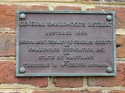 General Smallwood's Retreat image. Click for full size.