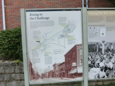 Rising to the Challenge Marker image. Click for full size.