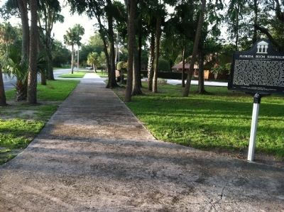 Florida Boom Sidewalk image. Click for full size.