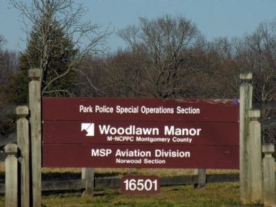 Nearby Woodlawn Manor image. Click for full size.