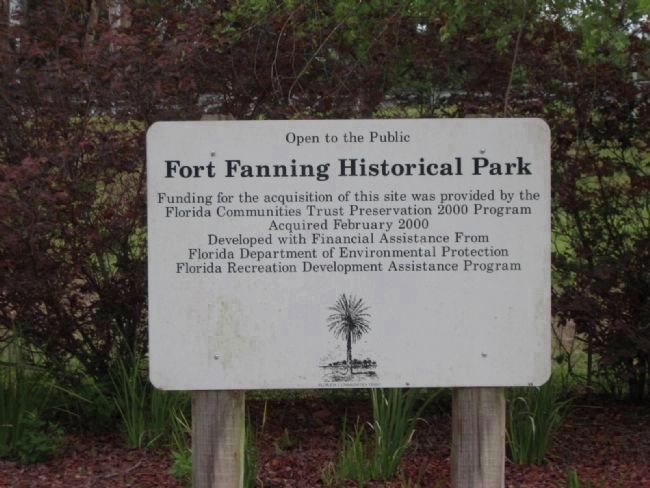 Fort Fanning Historical Park image. Click for full size.