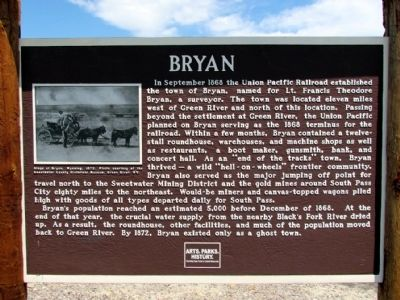 Bryan Marker image. Click for full size.