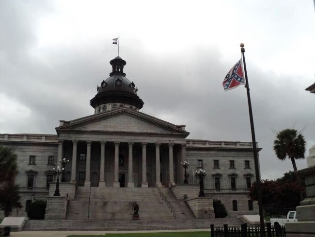 South Carolina State House image. Click for full size.