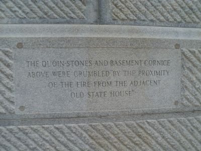 Quoin-Stones Marker image. Click for full size.