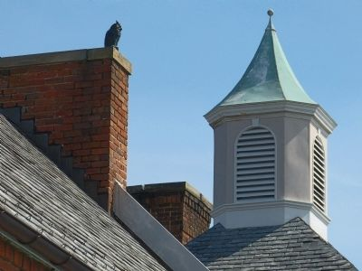 Cupola & Owl image. Click for full size.