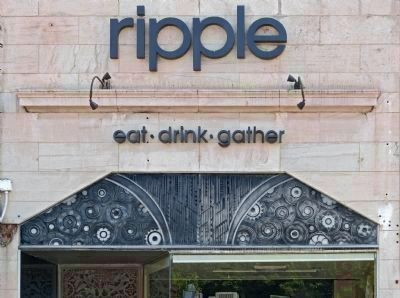 &nbsp;ripple<br>eat�-&nbsp;drink�-�gather Photo, Click for full size