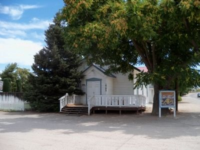 Creston Community Church image. Click for full size.