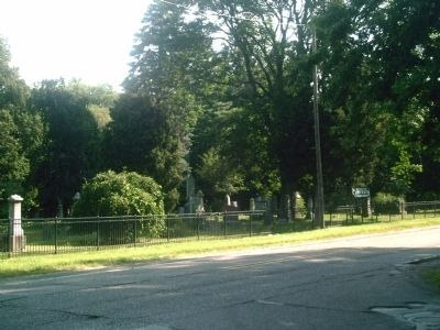 Warren Union Cemetery image. Click for full size.