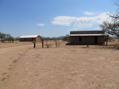 Ranch School and Stage Station image. Click for full size.