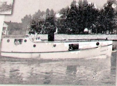 A Steel, Gas-Powered Tug image. Click for full size.