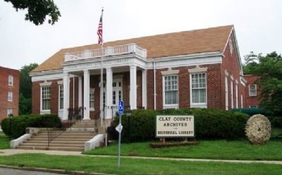 Frank Hughes Memorial Library image. Click for full size.