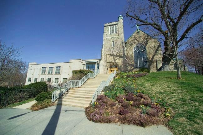 Saint Columba's Episcopal Church image. Click for full size.