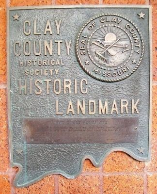 First Court House Site Marker image. Click for full size.