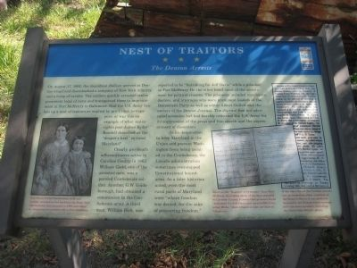 Nest of Traitors Marker image. Click for full size.