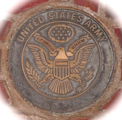 United States Army Seal image. Click for full size.