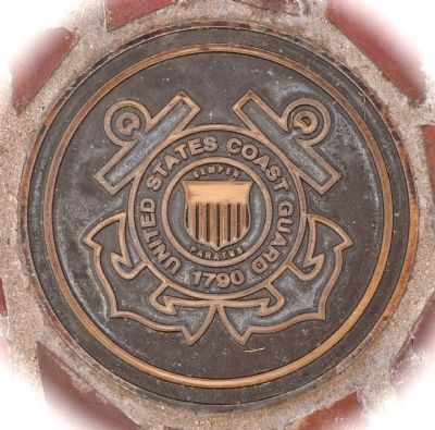 United States Coast Guard Seal image. Click for full size.