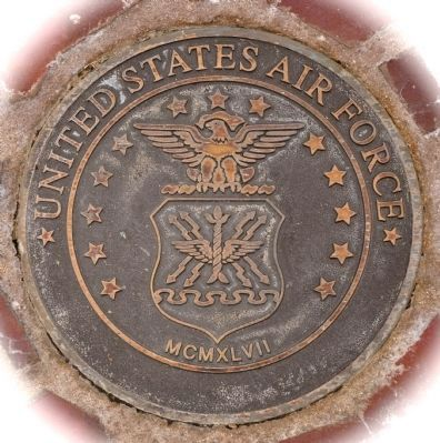 United States Air Force Seal image. Click for full size.