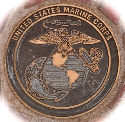 United States Marine Corps Seal image. Click for full size.