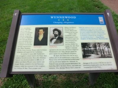 Wynnewood Marker image. Click for full size.